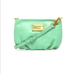 Marc Jacobs - Q Perry Mint Green Crossbody Bag